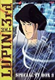 Lupin III Special Tv Box 03 (4 Dvd)