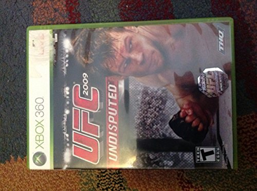 UFC 2009 Undisputed Game [Xbox 360], used for sale  Delivered anywhere in USA