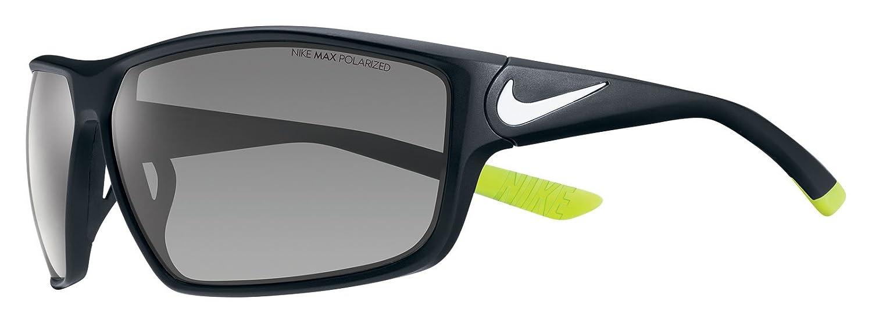 31af8ee1e1 Amazon.com  Nike EV0868-010 Ignition P Sunglasses Matte Black White ...