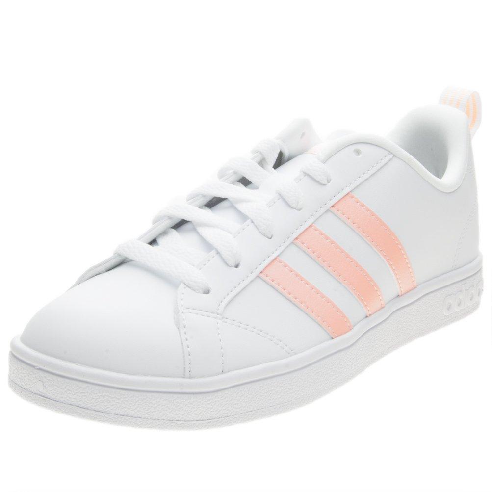 Adidas Vs Advantage, Zapatillas de Deporte para Mujer 42 2/3 EU|Blanco (Blanco 000)