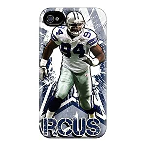 Rosesea Custom Personalized For RentonDouville Iphone Protective Cases, High Quality For Iphone 6plus Dallas Cowboys Skin Cases Covers