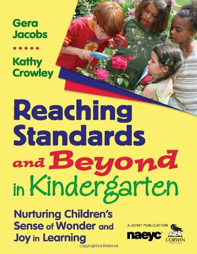 Top 1 best reaching standards and beyond in kindergarten