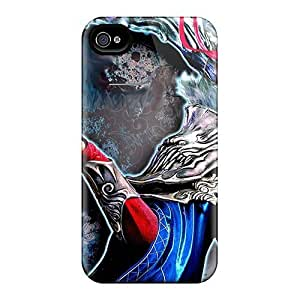 Awesome IWwFnEH3782NUFVO Jamesmeggest Defender Tpu Hard Case Cover For Iphone 4/4s- Color Of Your Eyes For Alba