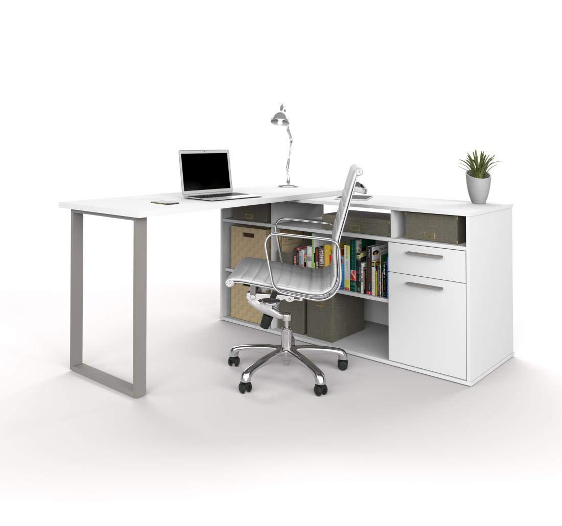 Bestar L-Shaped Desk – Solay