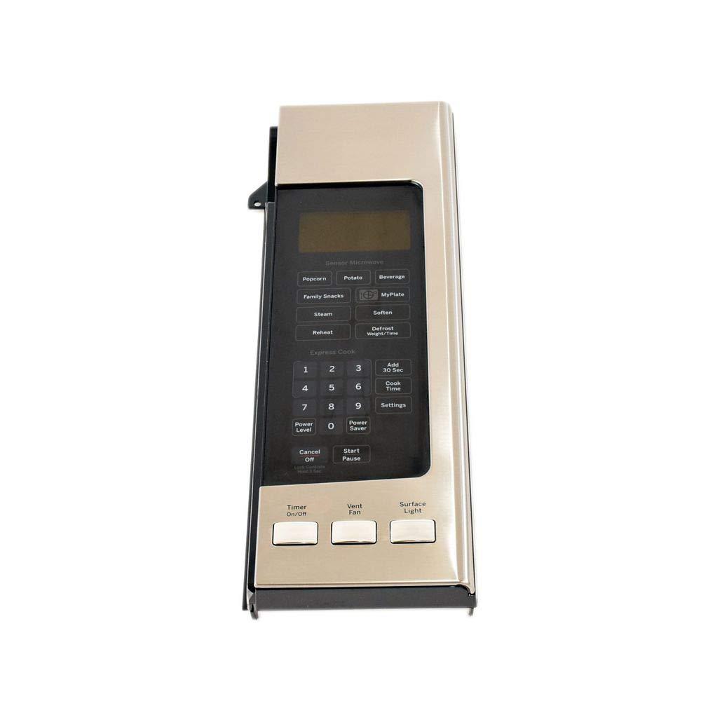 Ge WB56X20715 - Teclado para microondas (repuesto original ...