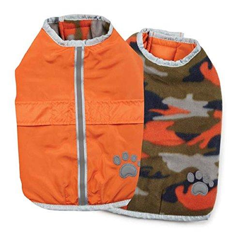 Zack & Zoey UM21004 12 Piece Nor'Easter Red Coat Packs, Orange, NULL