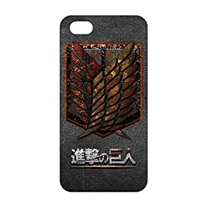 Freedom Attack on Titan 3D Phone Case for iphone 4 4s
