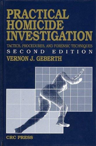Homicide Crime Scene Investigation Essay