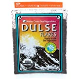Dulse Flakes | 4 oz | Organic Seaweed | Maine Coast Sea Vegetables