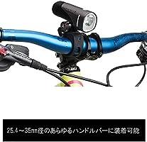 Blackburn Central 700 USB Rechargeable Front Light Black//Grey