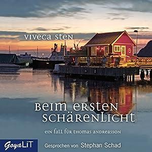 Beim ersten Schärenlicht (Ein Fall Für Thomas Andreasson 5) Hörbuch