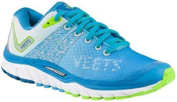 VEETS Inside 2.1 - Zapatillas de running para hombre (polietileno, 2019), color azul y verde, Azul (azul), 41 EU: Amazon.es: Zapatos y complementos