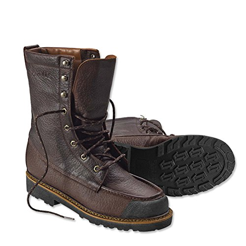 Orvis Featherweight Kangaroo Upland Boots, 7, Width: Ee (Best Upland Hunting Boots)