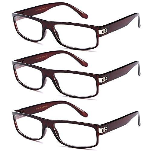 Thick Frame Nerd Cosplay Plastic Fashion - Nerd Ray Glasses Bans