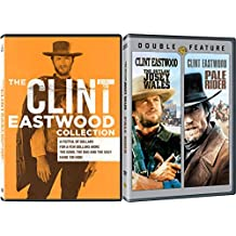 The Essential Clint Eastwood Western Bundle - A Fistful of Dollars/For a Few Dollars More/ The Good, The Bad and the Ugly/Hang'em High/The Outlaw Josey Wales/Pale Rider - 6-Movie Set