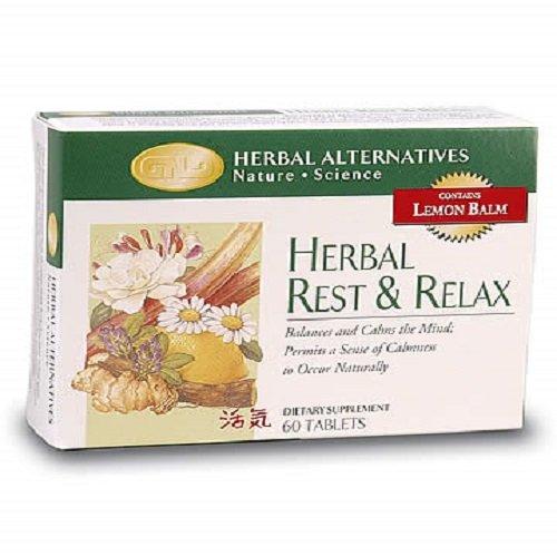 Травяные Отдых и RelaxTM 60 таблеток