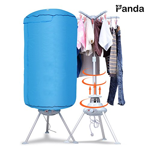 Hockey Drying Rack - Panda Portable Ventless Cloths Dryer Folding Drying Machine with Heater