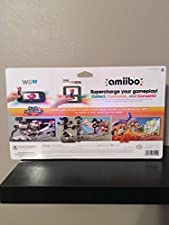 Retro 3 Pack amiibo (R.O.B., Mr. Game & Watch, Duck Hunt) - Wii U Super Smash Bros. Series Edition