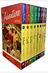 Enid Blyton Adventure Series 8 Books Box Set Collection Children Classic Books Paperback