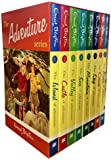 Enid Blyton: Adventure Series 8 book Box Set collection: Island of Adventure, Castle of Adventure, Valley of Adventure, Sea of Adventure, Mountain of ... Circus of Adventure and River of Adventure
