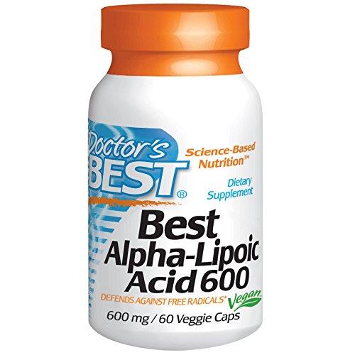 Doctors Alpha Lipoic Vegetable Capsules Veggie product image