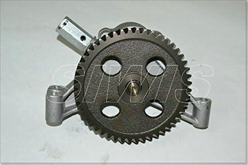 6D16、FM516、PS190 GEAR:48Tエンジン用オイルポンプME034664