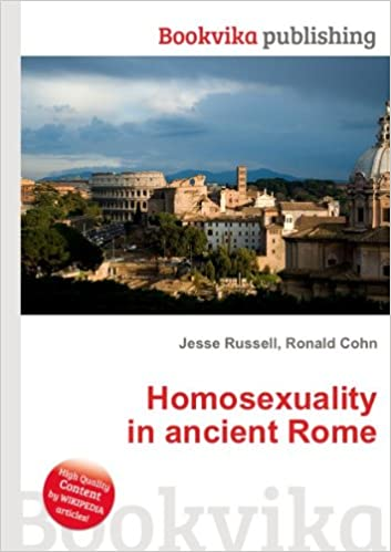 Wikipedia homosexuality in ancient rome