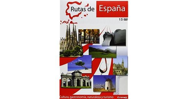 Amazon.com: Rutas De España - Pack 15 DVDs: Cine y TV