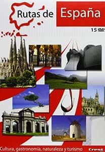 Rutas De España (Pack 15 Dvds)