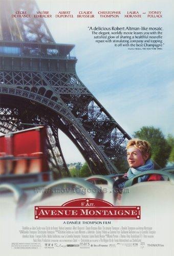 Avenue Montaigne POSTER Movie (27 x 40 Inches - 69cm x 102cm) (2008)