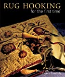 img - for Rug Hooking for the First Time by Donna Lovelady (2005-09-02) book / textbook / text book