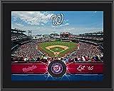 "Washington Nationals 10"" x 13"" Sublimated Team Stadium Plaque - Fanatics Authentic Certified - MLB Team Plaques and Collages"
