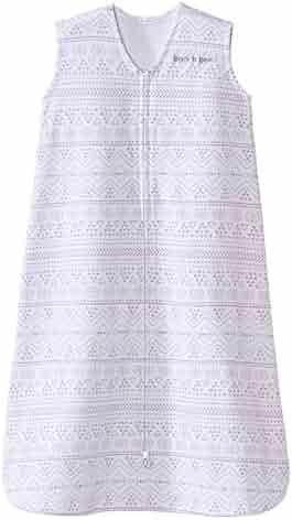 Halo SleepSack, 100% Cotton, Aztec, Lilac, Xlarge