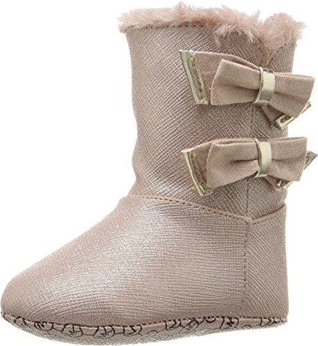 MICHAEL Michael Kors Kids Girl's Baby Joan (Little Kid/Big Kid) Pink - Pink Michael Baby Kors
