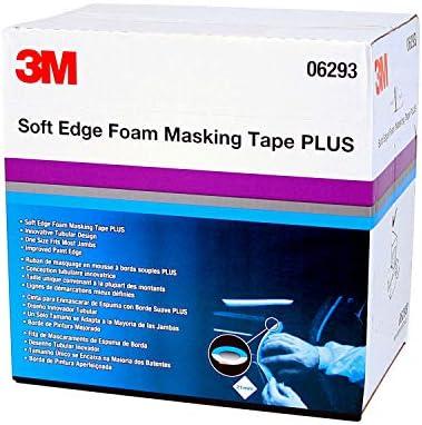 3m Company Soft Edge Foam Masking Tape 06298 19 Mm X 25 M