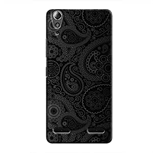 Cover It Up - Dark Curves Wallpaper A6000 Hard Case