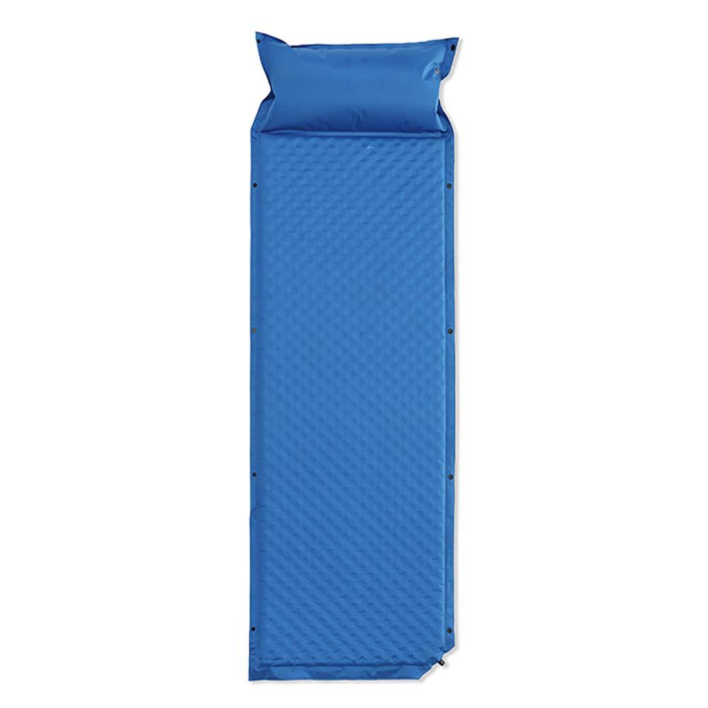 LBAFS Einzelnes Automatisches Aufblasbares Kissen Mit Kissen-kampierender Schlafmatte-im Freienversorgungen Für Das Reise-Wandern