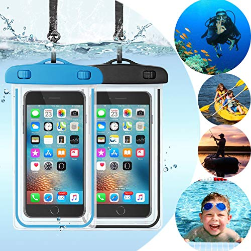 Topwey Universal Waterproof Case Waterproof Phone Pouch