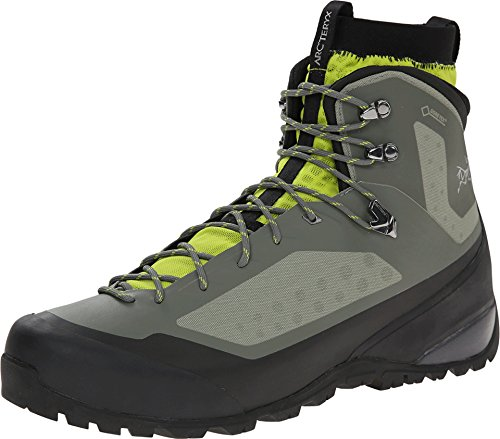 Arc'teryx Bora Mid GTX Hiking Boot - Men's Tundra/Reed Green 12
