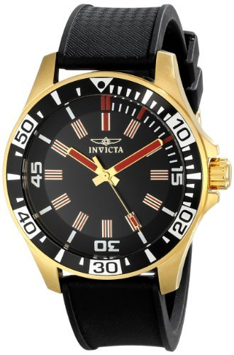 Invicta Men's 16747 SPECIALTY Analog Display Japanese Quartz Black Watch