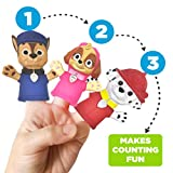 Nickelodeon Paw Patrol Finger Puppets - Party