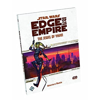 Star Wars Edge of the Empire: The Jewel of Yavin: Toys & Games