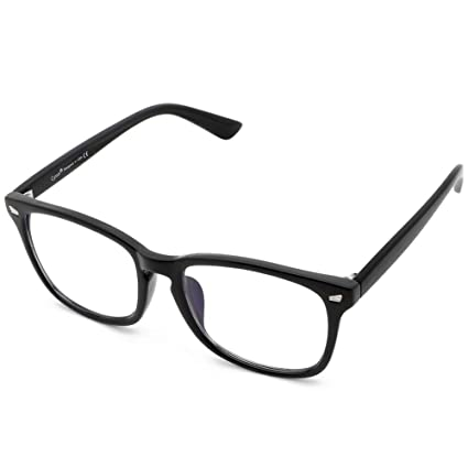 02ba89bdf81c Cyxus Blue Light Filter Computer Glasses for Blocking UV Headache  Anti Eye  Fatigue  Retro Eyeglasses
