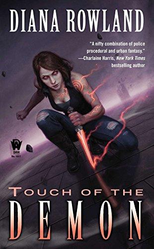 Touch of the Demon (Kara Gillian)
