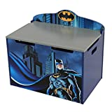 Batman Multicolor MDF Toy Box