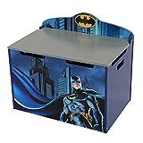 Batman Themed Multicolor MDF Toy Box