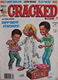 CRACKED Mazagine [ Sep. 1980, No. 171 ] Diff'rent Strokes parody on cover (Single issue of the world's humorest funny magazine)