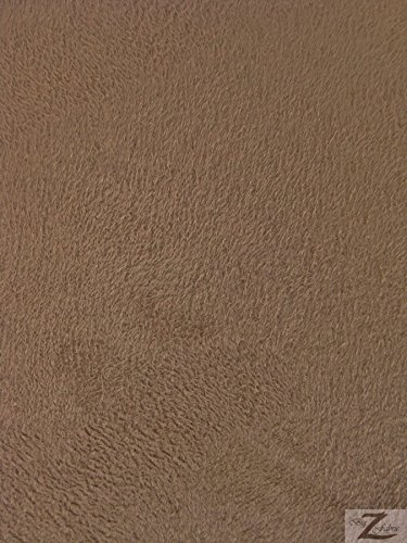 Amazon Com Suede Microsuede Upholstery Fabric Mocha 58 Sold By