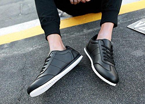 para Sports aire correr libre Zapatos Zapatos Men para HYLM 's Casual Shoes caminar para Zapatos Zapatos deportivos black conducción de al estudiantes qOxa4pnP