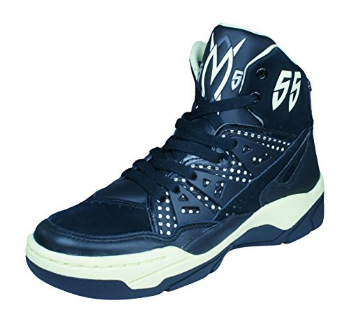 ボーダー怒って者adidas Mutombo EF Womens Basketball Sneakers/Hi Tops [並行輸入品]